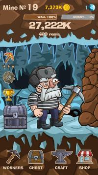 SWIPECRAFT - Idle Mining Game تصوير الشاشة 15