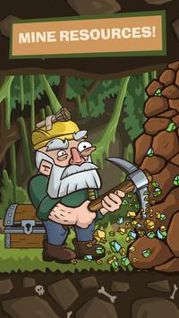 SWIPECRAFT - Idle Mining Game تصوير الشاشة 16