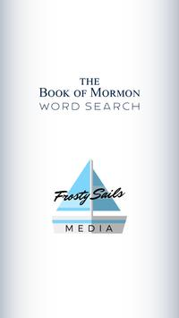 Book of Mormon Word Search poster