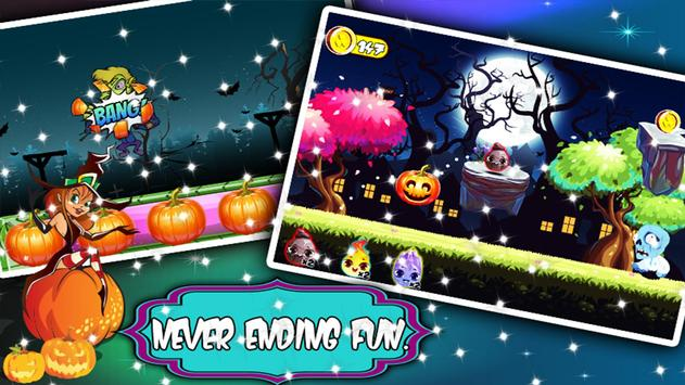 Tree house  builder : Halloween Game screenshot 12