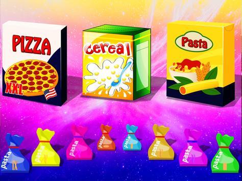 Grocery Shop Cashier - shopping game for kids screenshot 6