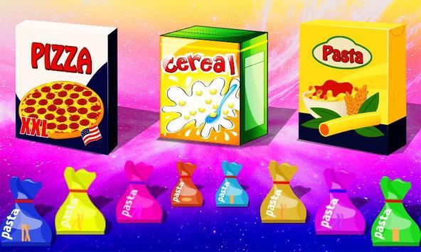 Grocery Shop Cashier - shopping game for kids screenshot 3