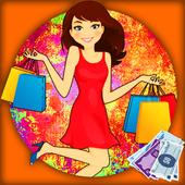 Kids Fashion Clothing Cashier icon