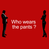 Who wears the pants ? icon