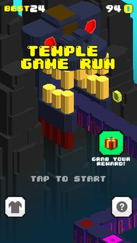 Temple Game Run poster