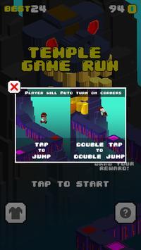 Temple Game Run screenshot 1