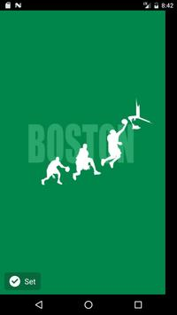 Wallpapers for Boston Celtics poster