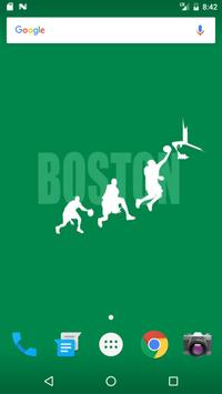 Wallpapers for Boston Celtics screenshot 1