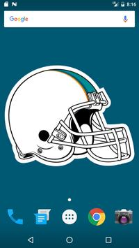 Wallpapers for Miami Dolphins apk screenshot