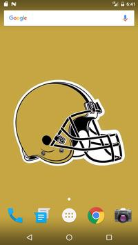 Wallpapers for New Orleans Saints Fans screenshot 1