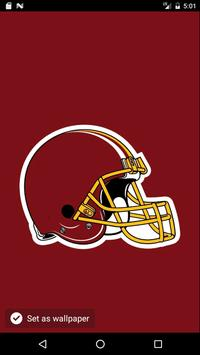 Wallpapers for Washington Redskins Fans poster