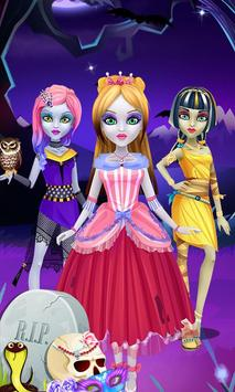 My Style Makeover: Zombie Girl poster