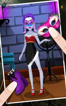 My Style Makeover: Zombie Girl screenshot 10