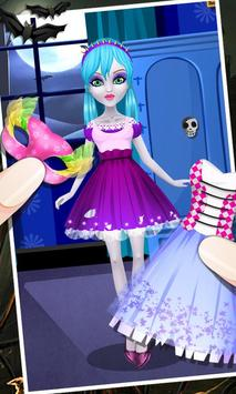 My Style Makeover: Zombie Girl screenshot 1