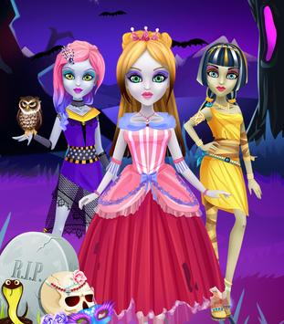 My Style Makeover: Zombie Girl screenshot 4