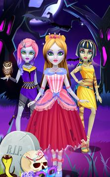 My Style Makeover: Zombie Girl screenshot 8