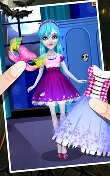 My Style Makeover: Zombie Girl screenshot 9