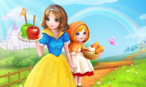 Fairy Tale Food Salon Fun Game poster