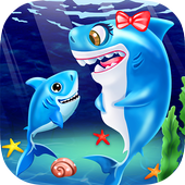 Shark Mommy's New Ocean Baby icon