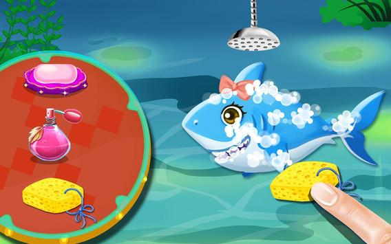Shark Mommy's New Ocean Baby apk screenshot