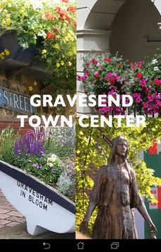 Gravesend Town Guide poster