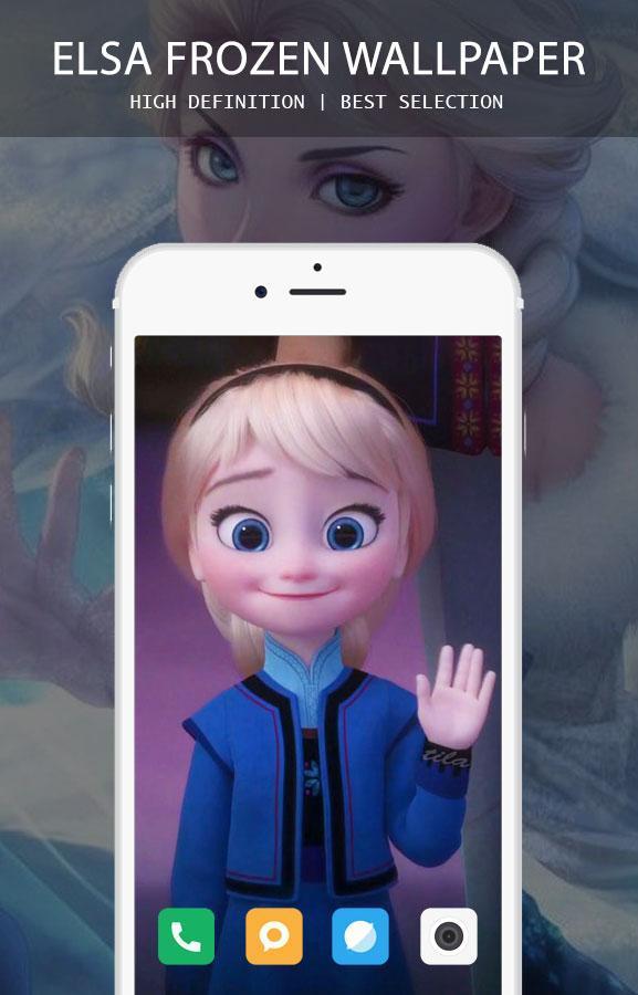 Elsa Frozen Wallpaper Hd For Android Apk Download
