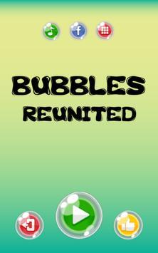 Bubbles Reunion Maze poster