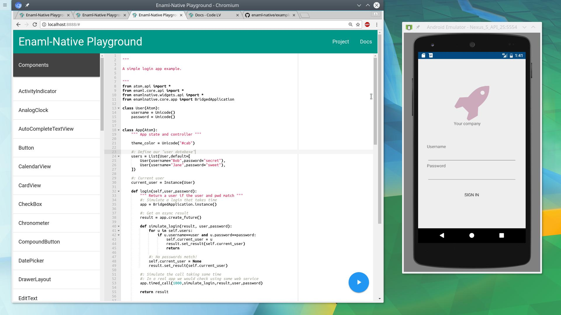 Python Playground for Android - APK Download