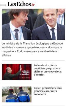 Les Journaux en Français screenshot 2