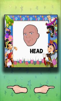 Kids Learning Body Part apk screenshot