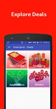 Androloot -Free Paytm Cash screenshot 2