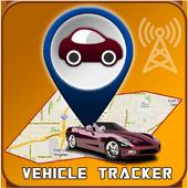 Vehicle Tracker Info icon