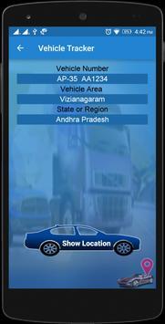 Vehicle Tracker Info screenshot 3
