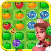 Fruit Rescue Crazy icon