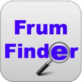 Frum Finder icon