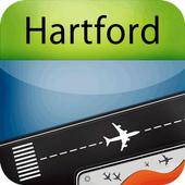 Hartford Airport + Radar (BDL) Flight Tracker icon