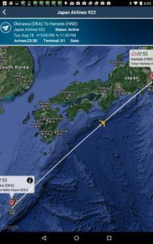 Tokyo Haneda Airport HND Radar screenshot 8
