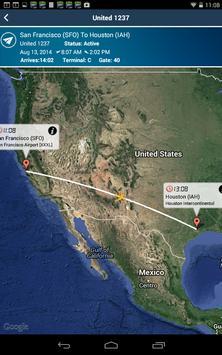 Houston Airport (IAH) Flight Tracker APK Download - Free Travel ...