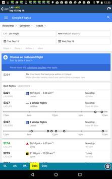 McCarran Airport (LAS) Info + Flight Tracker screenshot 15