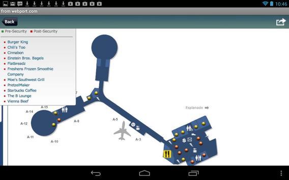McCarran Airport (LAS) Info + Flight Tracker screenshot 23