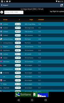 McCarran Airport (LAS) Info + Flight Tracker screenshot 2