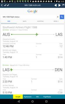 McCarran Airport (LAS) Info + Flight Tracker screenshot 3