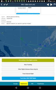 McCarran Airport (LAS) Info + Flight Tracker screenshot 4