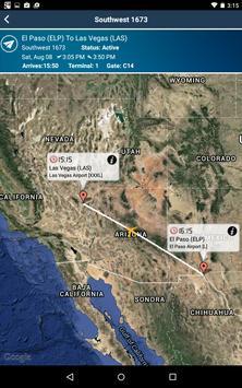 McCarran Airport (LAS) Info + Flight Tracker screenshot 8