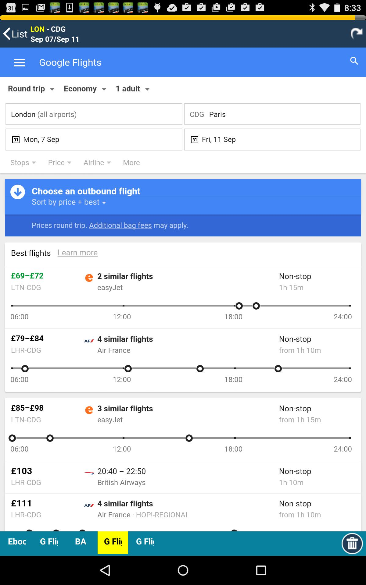 Heathrow Airport (LHR) Flight Tracker for Android - APK Download