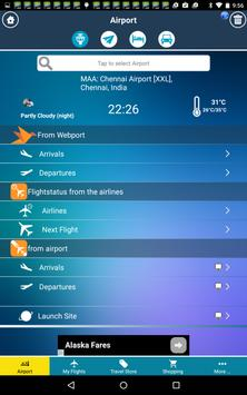 Chennai Airport (MAA) Radar Flight Tracker 8 0 (Android