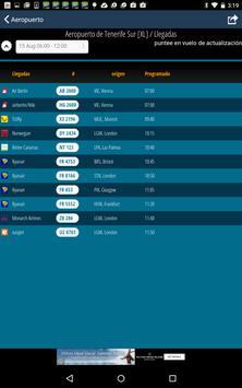 Tenerife South Airport (TFS) screenshot 5