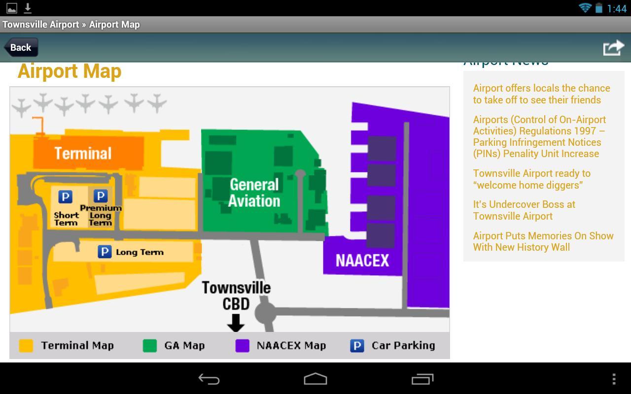 Townsville Airport Tsv Radar Flight Tracker For Android