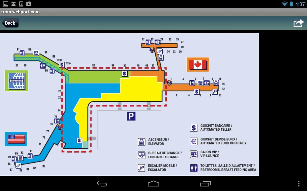 Montreal Airport (YUL) for Android - APK Download
