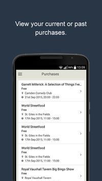 Frugl – Find events in London screenshot 3